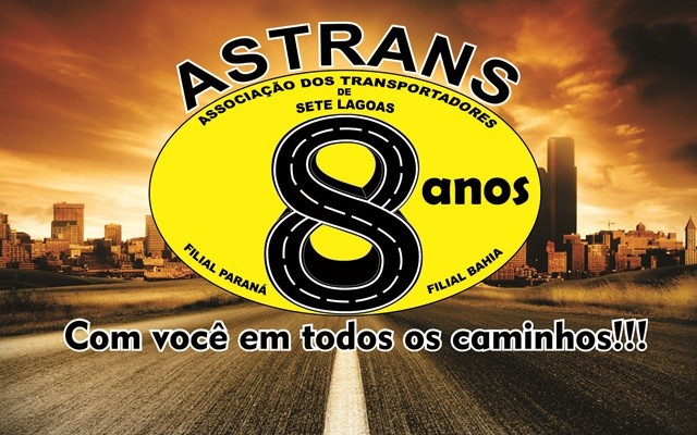 ASTRANS 8 Anos